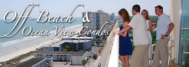 Myrtle Beach Ocean View Condo Sales