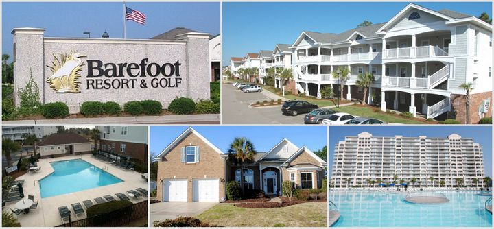 Barefoot Resort & Golf Sales