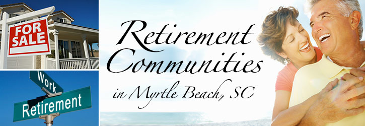 Retirement and Over 55 Communities